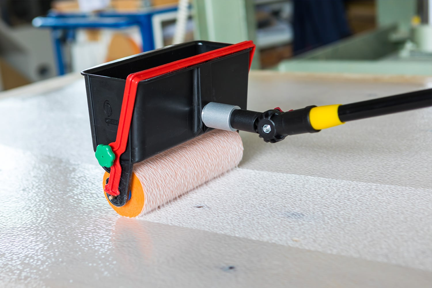 PFOHL Glue Roller with telescopic handle